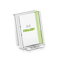 Seminarblöcke bedrucken Microwellkarton 2-fach Bohrung Seminarblöcke  A4 (210x297mm)