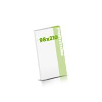 Seminarblöcke bedrucken Seminarblöcke  DIN Lang (98x210mm)