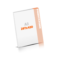 Blöcke drucken Blöcke  A3 (297x420mm)