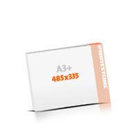 Schreibunterlagen drucken Schreibunterlagen  A3 plus  quer (485x335mm)