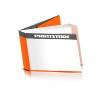 Softcover Bücher drucken  6 Seiten Umschlag Fadenbindung Querformat