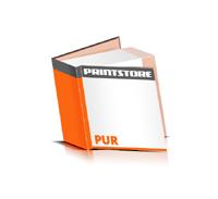 Hardcover Bücher drucken Papier Deckeleinband bedruckter Vorsatz & Nachsatz gerader Buchrücken PUR-Klebebindung Buchdruck im Quadratformat