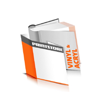Hardcover Bücher drucken Acryl Deckeleinband Vinyl Deckeleinband runder Buchrücken Fadenheftung Buchdruck im Quadratformat