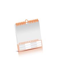Bild-Kalender drucken OHNE Kalenderdeckblatt Kalenderblätter einseitiger Druck Wire-O Bindungen Kalenderdruck im Quadratformat