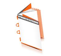 Kataloge drucken  8 Seiten Umschlag Kombinationsheftung  2 Ringösen &  2 Heftklammern