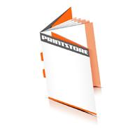 Broschüren drucken  8 Seiten Umschlag Rückendrahtheftung  2 Heftklammern Hochformat