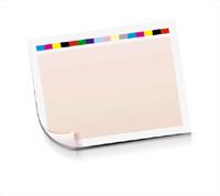 Druckformen drucken nutzenmontierter Standbogen einseitig bedruckte Schöndrucke