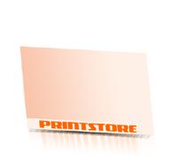 Visitenkarten drucken einseitig bedruckte Visitenkarten Geschäftsdrucksorten
