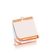 Bild-Kalender drucken Kalenderdeckblatt Kalenderblätter & Kalenderdeckblätter beidseitiger Druck Wire-O Bindungen Kalenderdruck im Quadratformat