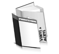 Hardcover Buch Acryl Buchdeckel Vinyl Buchdeckel gerader Buchrücken Fadenheftungen Hardcover im Hochformat