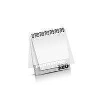 Digitaldruck Kataloge drucken  4 Seiten bis  268 Seiten Digitaldruck Kataloge mit Wire-O Bindung PVC-Titel-Blatt und PVC-End-Blatt (2 Blätter PVC) Drahtkamm oben Quadratformat
