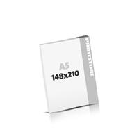 Digitaldruck Seminarblöcke  A5 (148x210mm)