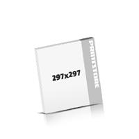 Digitaldruck Blöcke drucken  297x297mm