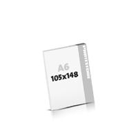 Digitaldruck Blöcke drucken  A6 (105x148mm)