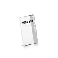 Digitaldruck Blöcke drucken  DIN Lang (105x210mm)