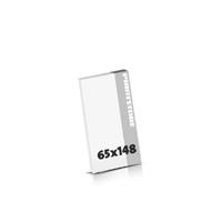 Digitaldruck Blöcke drucken  Gastroblock (65x148mm)