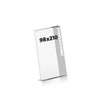 Digitaldruck Seminarblöcke  DIN Lang (98x210mm)