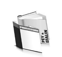 Bücher drucken Efalin Buchüberzug Pey Buchüberzug runder Buchrücken Fadenheftung Buchdruck im Quadratformat