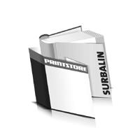 Bücher drucken Surbalin Buchüberzug runder Buchrücken Fadenheftung Buchdruck im Quadratformat