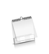 Bild-Kalender drucken Produktion im Sammeloffsetdruck Kalenderblätter einseitiger Druck PVC-Titel-Blatt