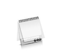 Imagebroschüren drucken  324 Seiten bis  640 Seiten Imagebroschüren mit Drahtkammbindung PVC-Frontblatt und PVC-Endblatt (2 Blätter PVC) Drahtkamm oben Quadratformat