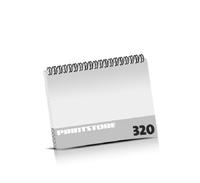 Prospekte bedrucken  16 Seiten bis  320 Seiten Prospekte mit Wire-O Bindung Draht-Kamm oben Querformat