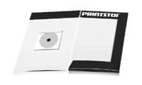 Angebotsmappen drucken stanzen & falten CD-ROM Papier-Taschen Beidseitige Angebotsmappen geschlossen A4 Überformat