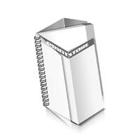 Preislisten drucken  1 PVC Titel- oder End-Blatt Deck-Blatt  4 Seiten Schluss-Blatt  4 Seiten Preislisten mit Wire-O Bindung Drahtkamm links Hochformat