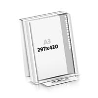 Seminarblöcke bedrucken Microwellkarton Seminarblöcke  A3 (297x420mm)
