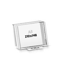 Schrijfblokken drukken flat package Schrijfblokken  A5  kruiselings (210x148mm)