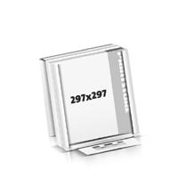 Seminarblöcke bedrucken Microwellkarton Seminarblöcke  297x297mm