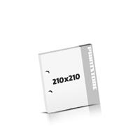 Schrijfblokken drukken 2-voudig boringen Schrijfblokken  210x210mm