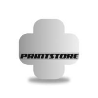 Gestanzte Flugblätter drucken Stanzwerkzeug Pflaster Einseitiger Online-Druck
