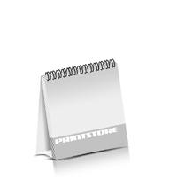 Tisch-Kalender drucken Produktion im Digitaldruck Kalenderblätter einseitiger Druck