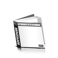 Taschenbuch-Romane drucken Druck mit schwarzer Druckfarbe  64 Seiten bis  320 Seiten Softcover mit Heißleim-Klebebindung flexibler, weicher Überzug