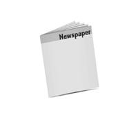 Zeitungen drucken Nordisches Halbformat (285x400mm) Rotationsoffsetdruck
