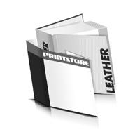 Hardcover Buch Kunstleder