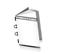 Kataloge drucken mit Umschlag