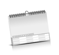 Kalender drucken Digitaldruck