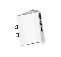 Digitaldruck Broschüren OHNE UmschlagRingösen-Klammern