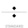 Mappen mit  1 Druckfarbe bedruckt (Schwarz) min. 5 Werktage Standard-Produktionszeit Stanzform 36080-A-(0)-47.0 Flügelmappen-Füllhöhe: 0mm  Mappen stanzen, falten & kleben Schnellheftmechaniken einkleben