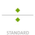 Mappen mit  1 Sonderfarbe bedruckt ( 1 x HKS / Pantone) min. 5 Werktage Standard-Produktionszeit Stanzform 36080-A-(0)-47.0 Flügelmappen-Füllhöhe: 0mm  Mappen stanzen, falten & kleben Schnellheftmechaniken einkleben