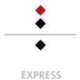Mappen mit  2 Druckfarben bedruckt (Schwarz +  1 x HKS / Pantone) Rückseite Schwarz min. 3 Werktage Express-Produktionszeit Stanzform 36080-A-(0)-47.0 Flügelmappen-Füllhöhe: 0mm  Mappen stanzen, falten & kleben Schnellheftmechaniken einkleben