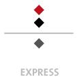 Mappen mit  3 Druckfarben bedruckt min. 3 Werktage Express-Produktionszeit Stanzform 36080-A-(0)-47.0 Flügelmappen-Füllhöhe: 0mm  Mappen stanzen, falten & kleben Schnellheftmechaniken einkleben