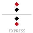 Mappen mit  2 Druckfarben bedruckt (Schwarz +  1 x HKS / Pantone) min. 3 Werktage Express-Produktionszeit Stanzform 36080-A-(0)-47.0 Flügelmappen-Füllhöhe: 0mm  Mappen stanzen, falten & kleben Schnellheftmechaniken einkleben