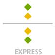 Mappen mit  2 Sonderfarben bedruckt ( 2 x HKS / Pantone) min. 3 Werktage Express-Produktionszeit Stanzform 36080-A-(0)-47.0 Flügelmappen-Füllhöhe: 0mm  Mappen stanzen, falten & kleben Schnellheftmechaniken einkleben