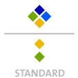 Mappen mit  4 Sonderfarben bedruckt ( 4 x HKS / Pantone) Rückseite  2 Sonderfarben Sonderfarben der Rückseite werden auch auf Vorderseite verwendet min. 5 Werktage Standard-Produktionszeit Stanzform 36080-A-(0)-47.0 Flügelmappen-Füllhöhe: 0mm  Mappen stanzen, falten & kleben Schnellheftmechaniken einkleben