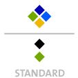 Mappen mit  4 Sonderfarben bedruckt ( 4 x HKS / Pantone) Rückseite Schwarz und  1 Sonderfarbe Sonderfarbe der Rückseite wird auch auf Vorderseite verwendet min. 5 Werktage Standard-Produktionszeit Stanzform 36080-A-(0)-47.0 Flügelmappen-Füllhöhe: 0mm  Mappen stanzen, falten & kleben Schnellheftmechaniken einkleben