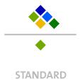 Mappen mit  5 Sonderfarben bedruckt ( 5 x HKS / Pantone) Rückseite  1 Sonderfarbe Sonderfarbe der Rückseite wird auch auf Vorderseite verwendet min. 5 Werktage Standard-Produktionszeit Stanzform 36080-A-(0)-47.0 Flügelmappen-Füllhöhe: 0mm  Mappen stanzen, falten & kleben Schnellheftmechaniken einkleben