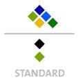 Mappen mit  5 Sonderfarben bedruckt ( 5 x HKS / Pantone) Rückseite Schwarz und  1 Sonderfarbe Sonderfarbe der Rückseite wird auch auf Vorderseite verwendet min. 5 Werktage Standard-Produktionszeit Stanzform 36080-A-(0)-47.0 Flügelmappen-Füllhöhe: 0mm  Mappen stanzen, falten & kleben Schnellheftmechaniken einkleben